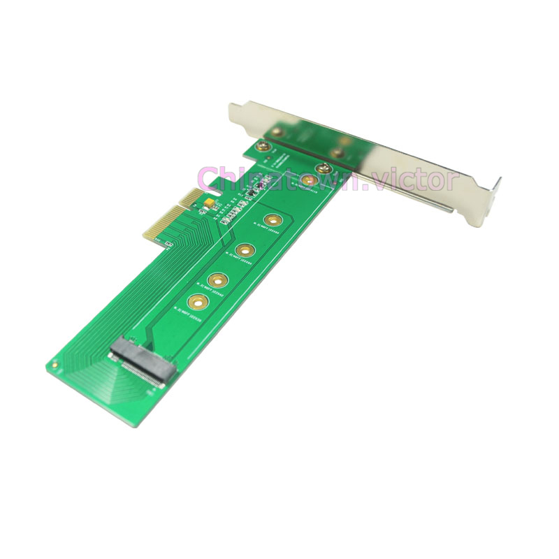 M 2 Pcie Adapter Pakistan Adapter Nikon To Sony E Mount Wifi Adapter Gone From Laptop Adapter Adapter Meaning: M.2 NGFF PCIe To PCIe 3.0 X4 Adapter Converter Card W/ Low